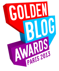 Votez pour le Blog du Consultant au Golden Blog Awards 2013