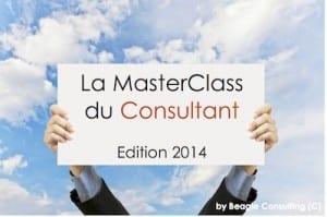 La MasterClass du Consultant - 2014
