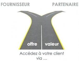 fournisseur vs partenaire