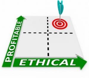 Consultant et ethique