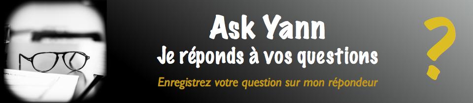 Ask Yann