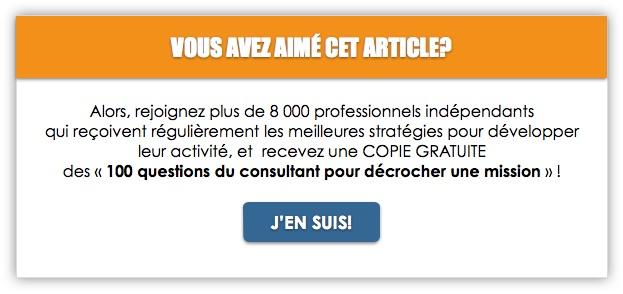 Blog du Consultant